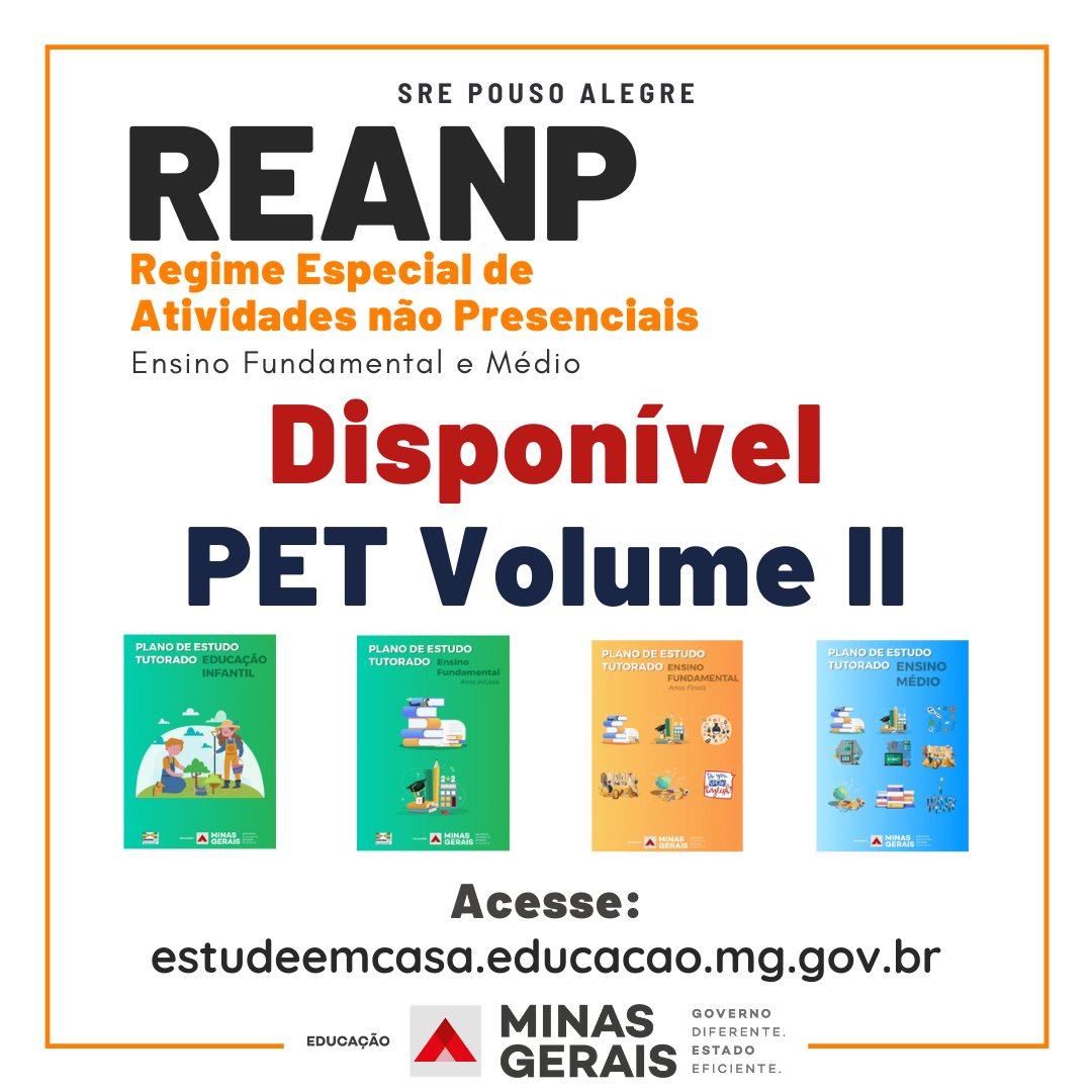 Pet Volume Ii Disponivel